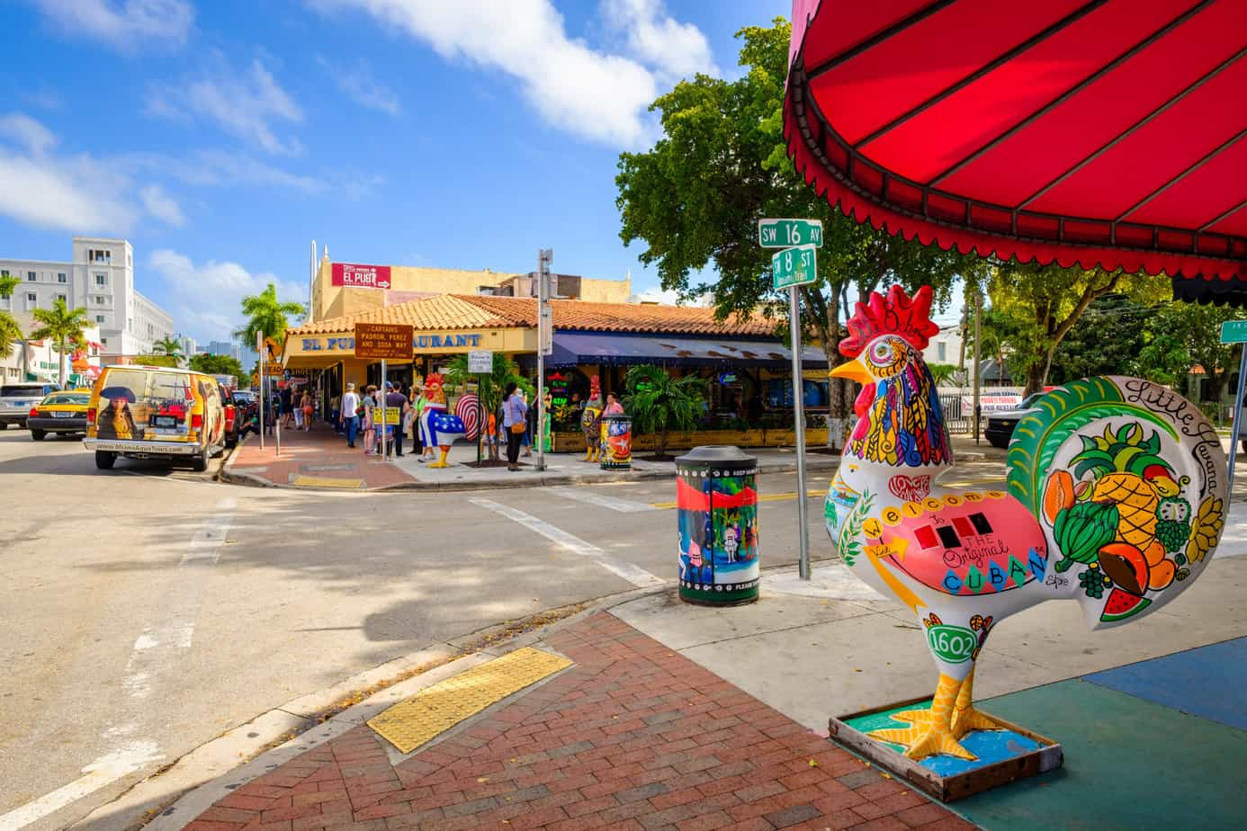Little Havana Sizzles to a Beat All Its Own